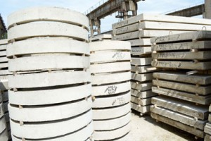Крышки бетонных колец